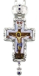 Pectoral cross with adornment - A325