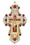 Pectoral cross with adornment - A326c