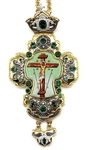 Pectoral cross with adornment - A329a