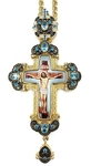 Pectoral cross with adornment - A331