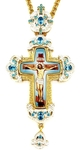 Pectoral cross with adornment - A331a
