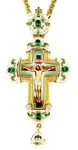 Pectoral cross with adornment - A331b