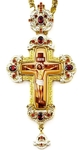 Pectoral cross with adornment - A331c