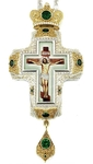 Pectoral cross with adornment - A331e