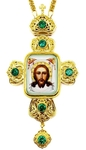 Pectoral cross with adornment - A340