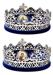Wedding crowns no.6