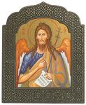 Icon: St. John the Baptist