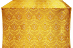 Kerkyra Greek metallic brocade (yellow/gold)