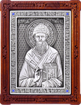 Icon: Holy Hierarch Spyridon of Tremethius - 102-2