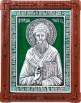 Icon: Holy Hierarch Spyridon of Tremethius - 102-3