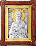 Icon: Holy Hierarch Spyridon of Tremethius - 102-6