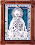 Icon - Holy Venerable Sabba of Storozha - A111-3