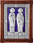 Icon - Holy Apostles Peter and Paul - A142-3