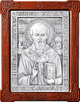 Icon - St. Nicholas the Wonderworker - A47-1