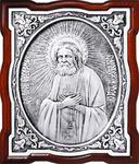 Icon - Holy Venerable Seraphim of Sarov - A88-1