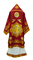 Bishop vestments - Transfiguration red (back)