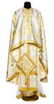 Greek Priest vestments - 919 (white-gold)