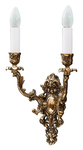 Wall lamp - 2-029 (2 lights)