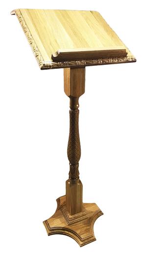 Church lectern - V1