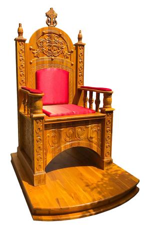 Bishop throne - V8