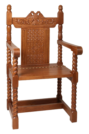 Church seat no.V2