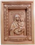 Icon of the Most Holy Theotokos of Tikhvin