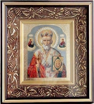 Religious icons: St. Nicholas the Wonderworker - 13