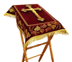 Blessing cross cloth