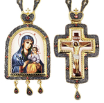 Bishop pectoral set - A053-2