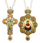 Bishop pectoral set - A044