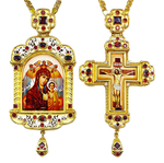 Bishop pectoral set - A052