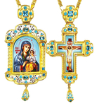 Bishop pectoral set - A052-2