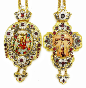 Bishop pectoral set - A047
