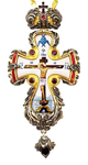 Pectoral cross - A343-1