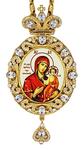 Bishop pectoral panagia - A167