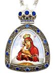 Bishop pectoral panagia - A506-2