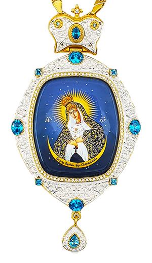 Bishop pectoral panagia - A1281