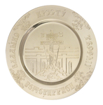 Liturgical plate - A899L