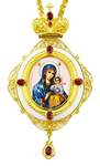 Bishop pectoral panagia - A1260-3