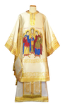 Bishop vestments - Holy Trinity (white)