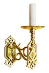 Church wall lamp - Birds-1 (1 light)