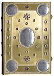 Orthodox service Gospel book in jewelry cover no.97