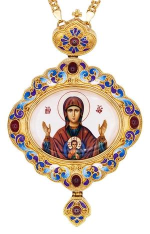 Bishop panagia - A1481L-2