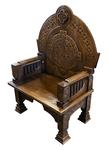 Bishop altar throne - FP4