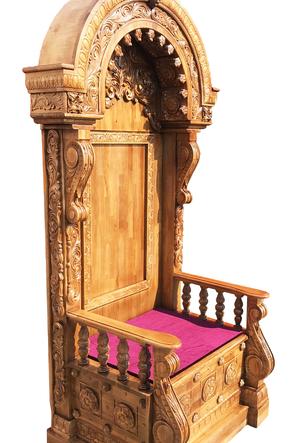 Bishop altar throne - FP5