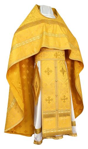 "Russian priest vestments  42-43""/6' (54/182) #629"