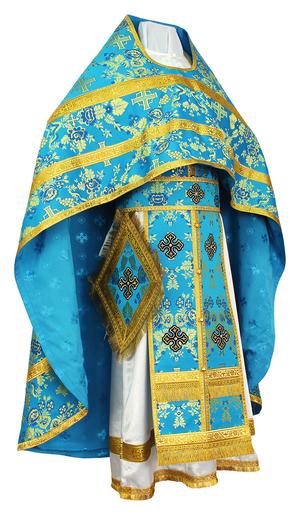 "Russian priest vestments  39-40""/5'10"" (50/178) #630"