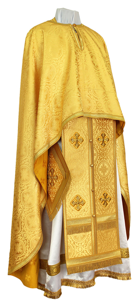 "Russian priest vestments  46""/5'10"" (58/178) #631"