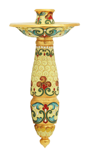 Hand candle-holder - 32