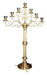 Floor seven-branch candelabrum - S9